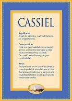 Nombre Cassiel