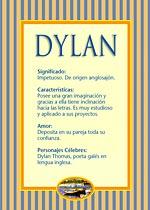Origen y significado de Dylan