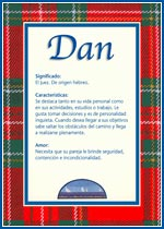 Nombre Dan