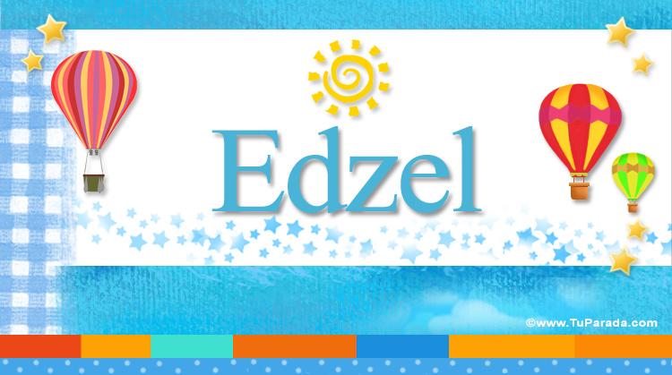 Edzel, imagen de Edzel