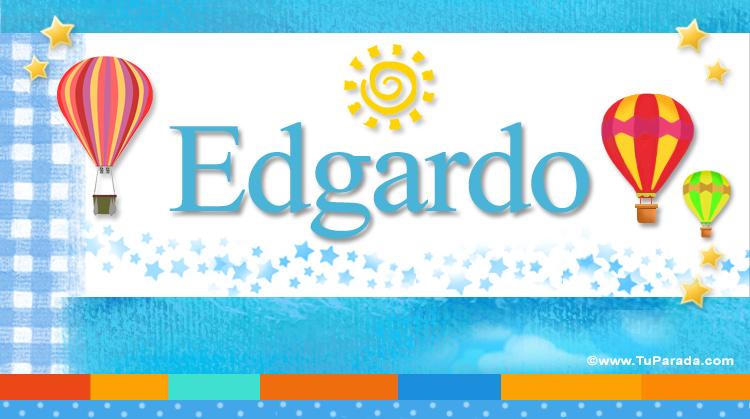 Edgardo, imagen de Edgardo