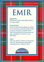 Origen y significado de Emir