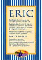 Origen y significado de Eric