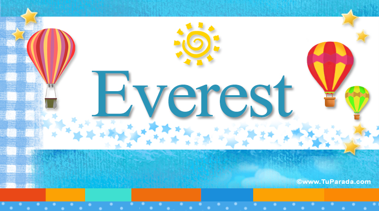 Everest, imagen de Everest