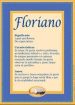 Nombre Floriano