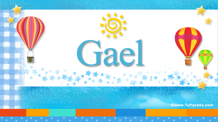 Gael, imagen de Gael