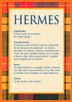Origen y significado de Hermes