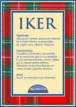 Origen y significado de Iker