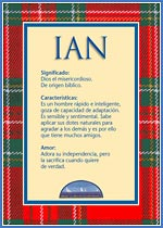 Nombre Ian