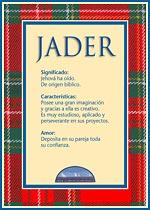 Nombre Jader