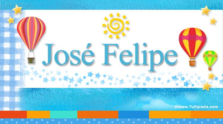 José Felipe, imagen de José Felipe