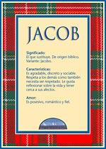 Nombre Jacob