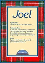 Origen y significado de Joel