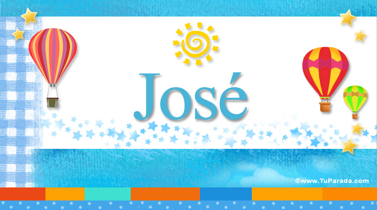 José, imagen de José
