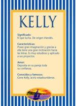 Origen y significado de Kelly
