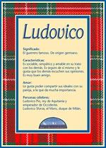 Nombre Ludovico