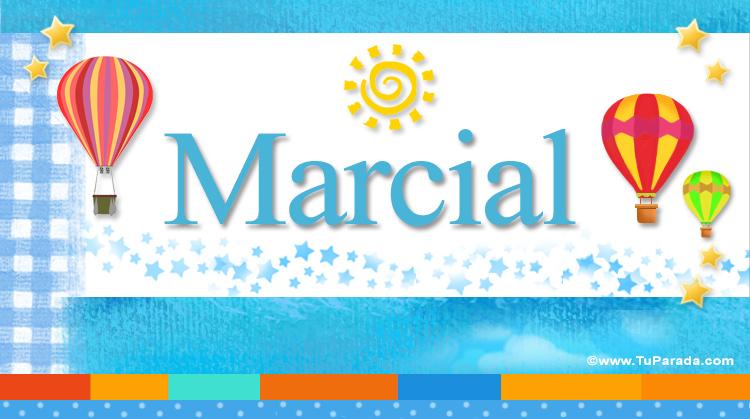 Marcial, imagen de Marcial