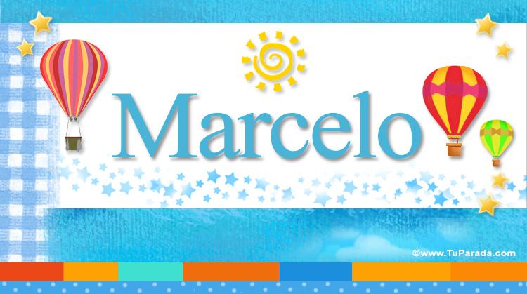 Marcelo, imagen de Marcelo