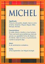 Nombre Michel