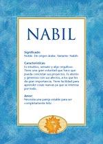 Nombre Nabil