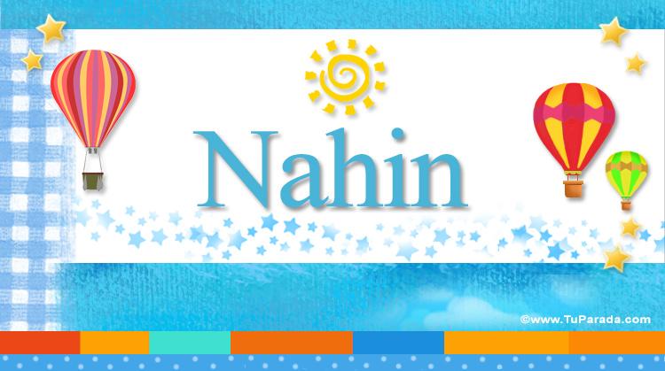 Nahin, imagen de Nahin