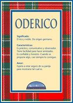 Nombre Oderico
