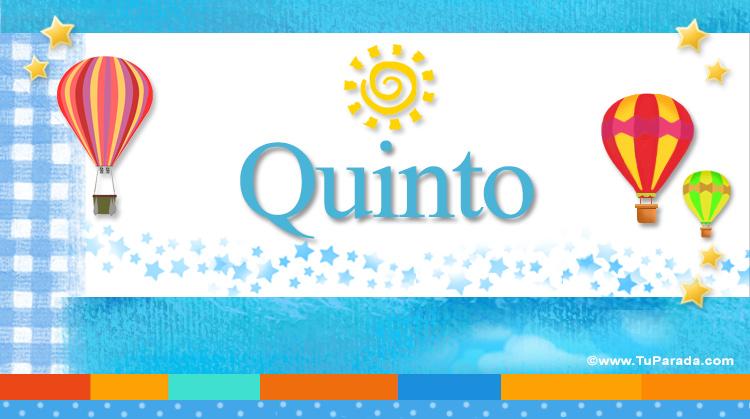 Quinto, imagen de Quinto