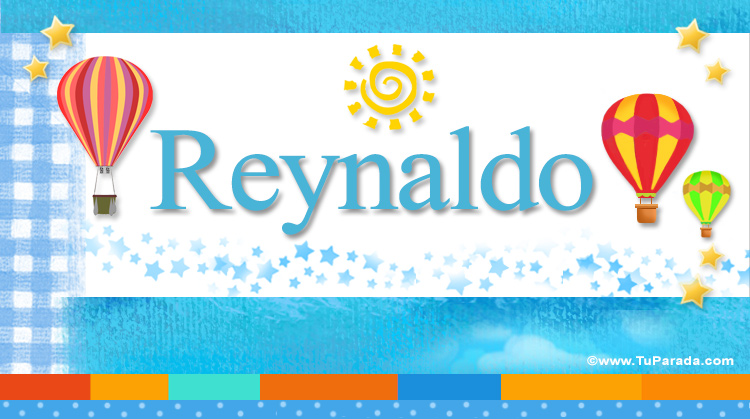Reynaldo, imagen de Reynaldo