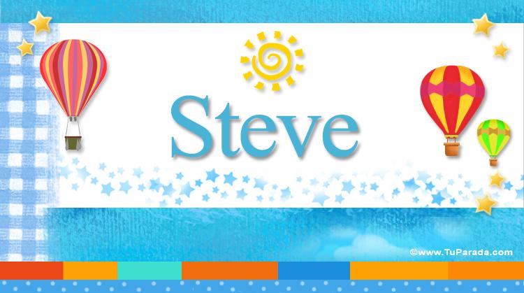 Steve, imagen de Steve