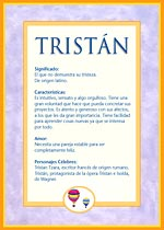 Nombre Tristán
