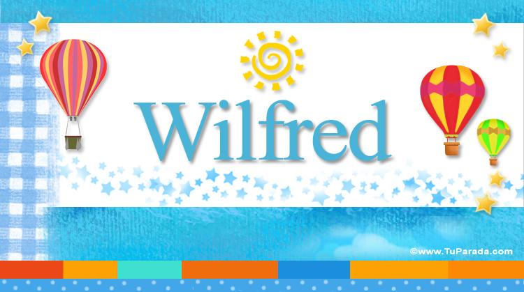 Wilfred, imagen de Wilfred