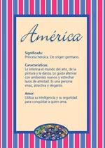 Origen y significado de América