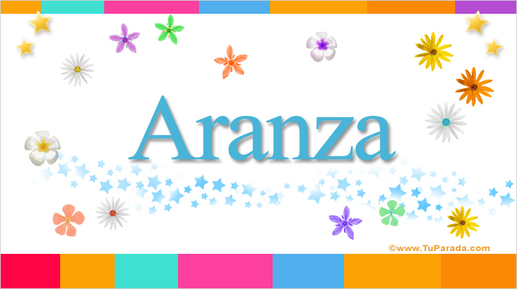 Aranza, imagen de Aranza