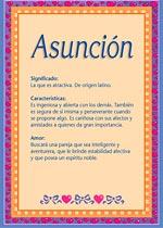 Nombre Asunción