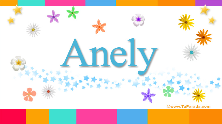 Anely, imagen de Anely