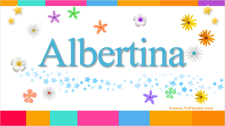 Albertina, imagen de Albertina