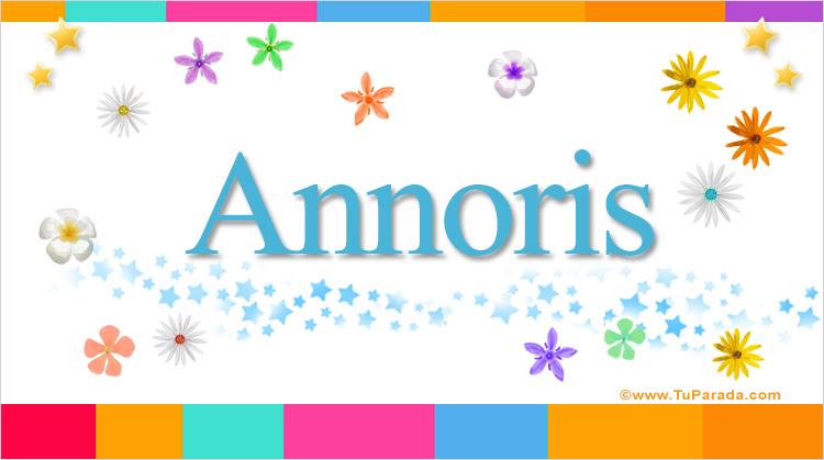 Annoris, imagen de Annoris