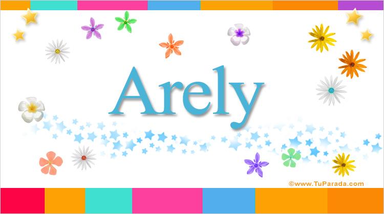 Arely, imagen de Arely