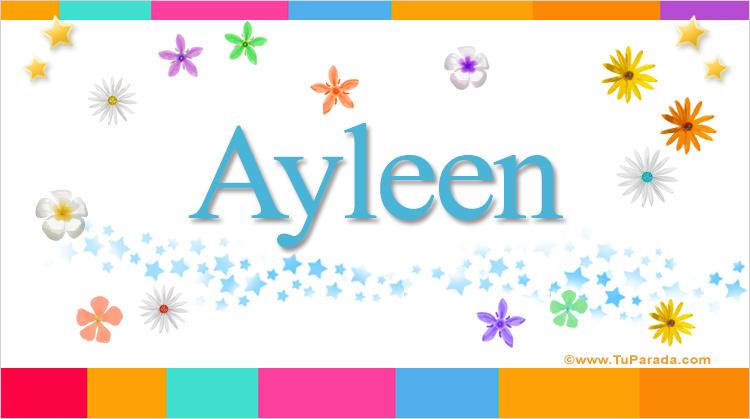 Ayleen, imagen de Ayleen
