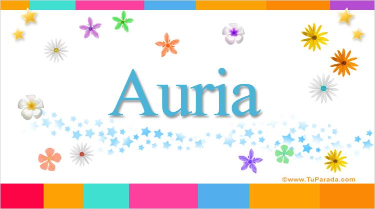 Auria, imagen de Auria