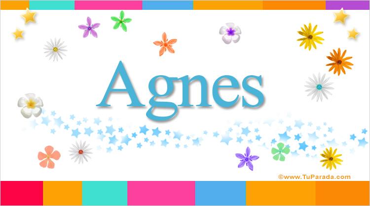 Agnes, imagen de Agnes