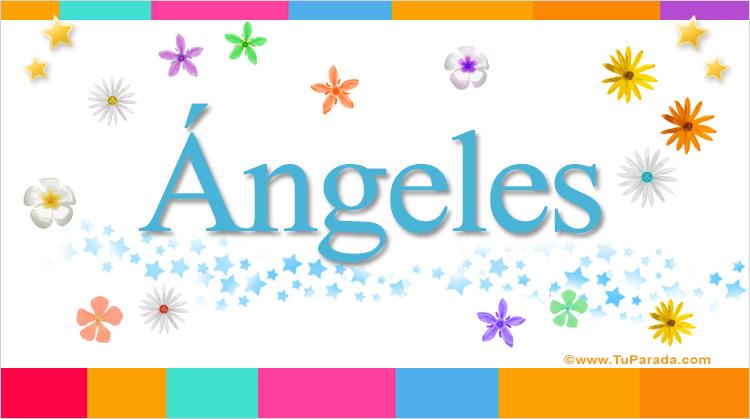 Angeles, imagen de Angeles
