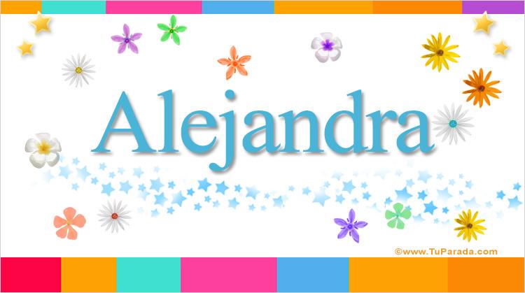 Alejandra, imagen de Alejandra