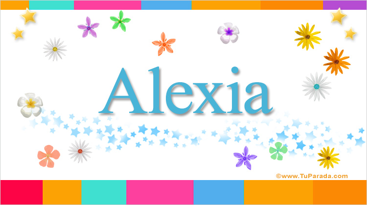 Alexia, imagen de Alexia