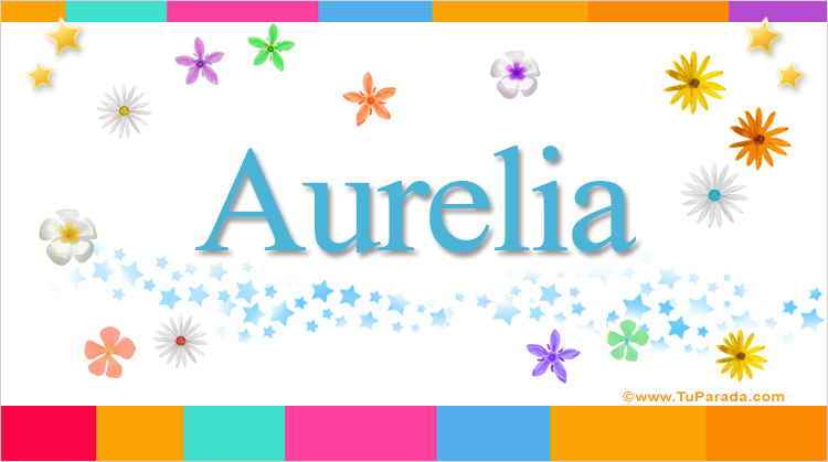 Aurelia, imagen de Aurelia
