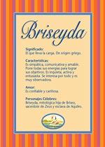 Nombre Briseyda