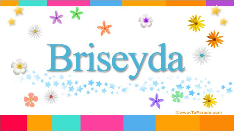 Briseyda, imagen de Briseyda