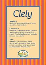 Nombre Clely