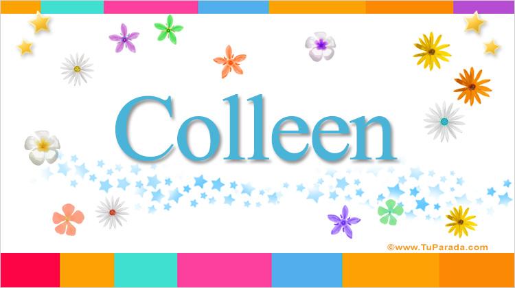 Colleen, imagen de Colleen