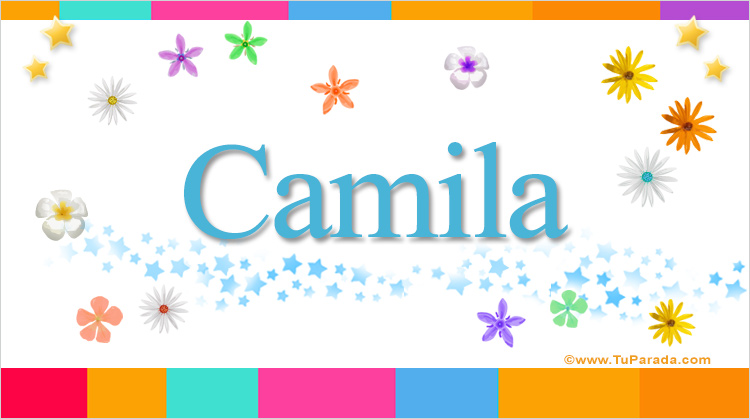 Camila, imagen de Camila